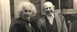Einstein and Aydelotte
