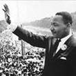Martin Luther King Rally