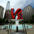 Love Park in Center City