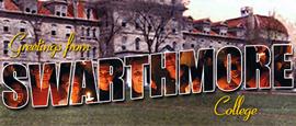 Swarthmore postcard