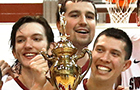 3 players with trophy