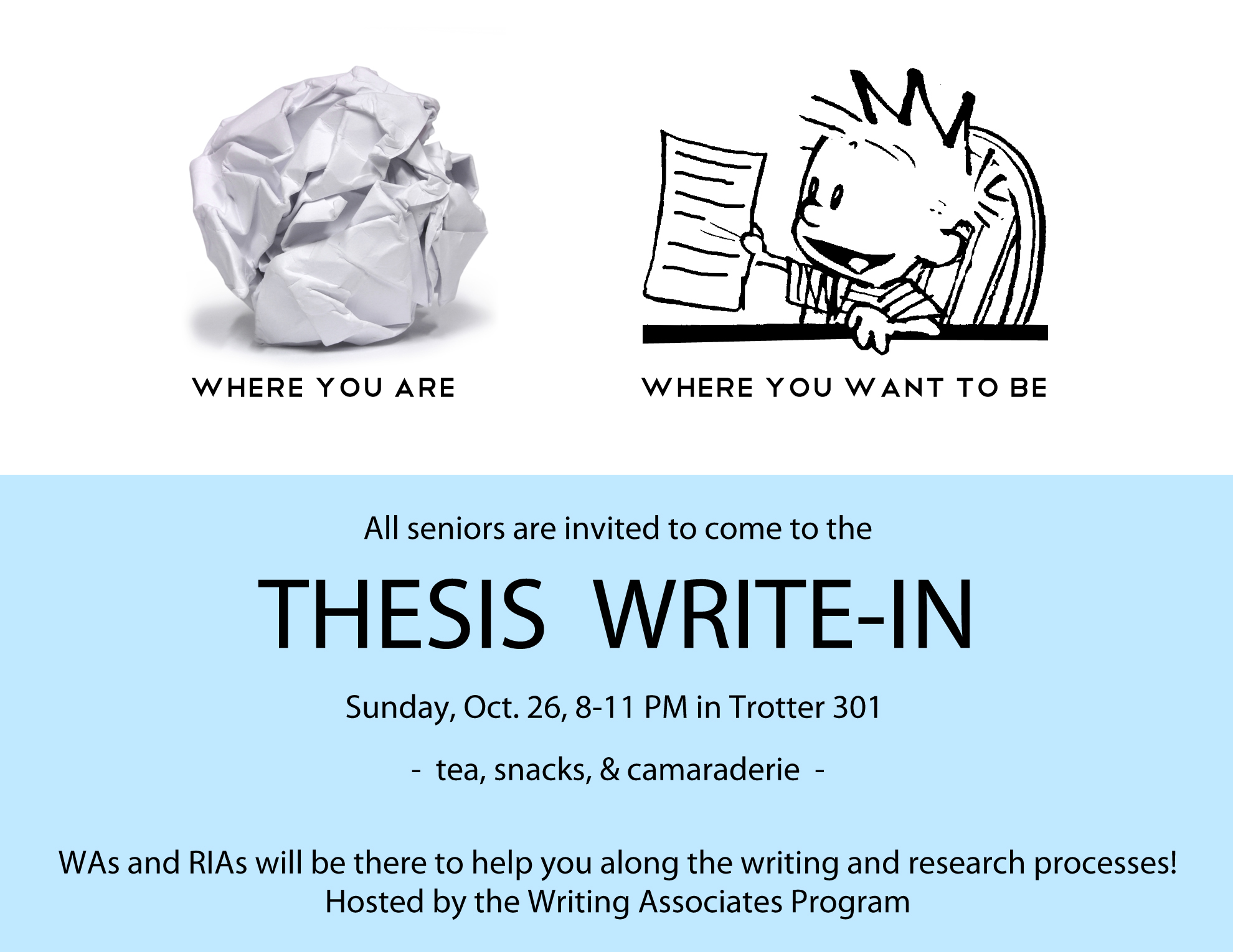 write a senior thesis Writing a senior thesis each year, seniors must decide whether to write a senior thesis the year-long course (history 99) requires intensive research in primary.