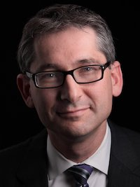 Headshot of Dan Korobkin