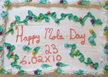 Cake for Mole Day 2014
