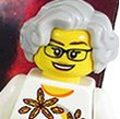 Nancy Grace Roman in Lego