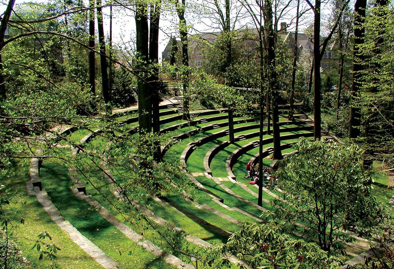 Scott Outdoor Amphitheater