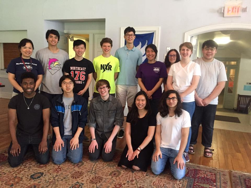 first year japanese students