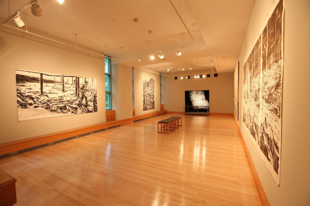 List Gallery interior