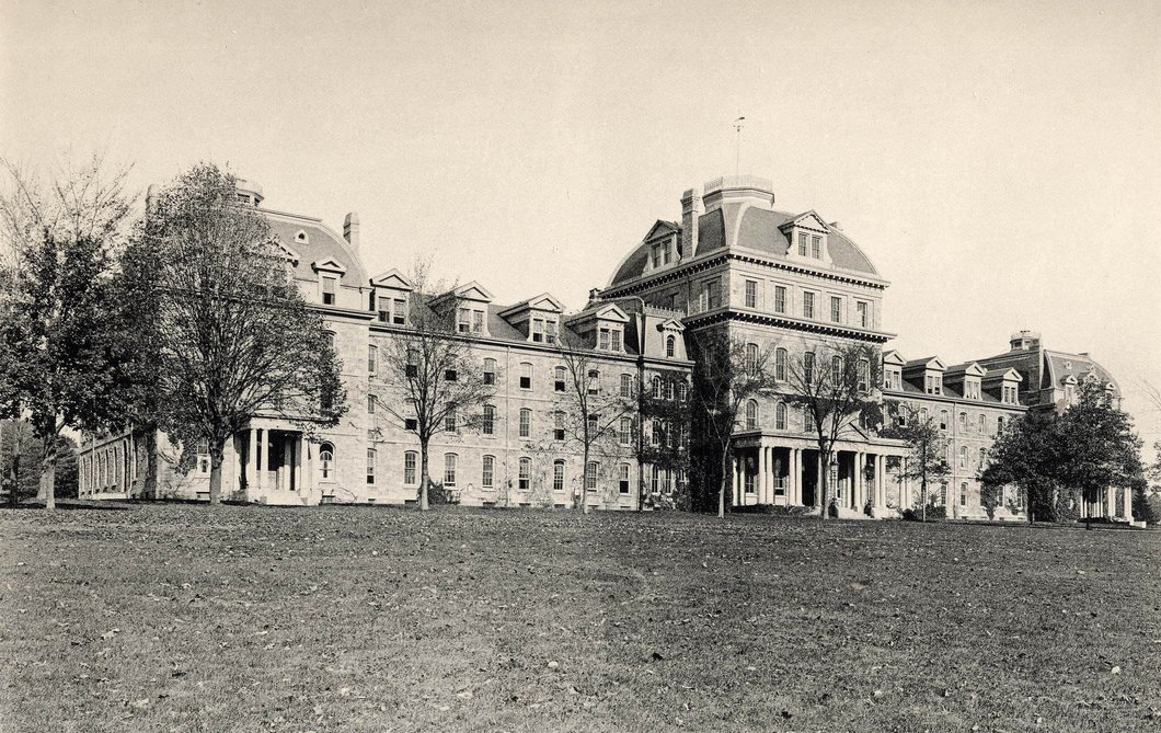 Parrish Hall Old