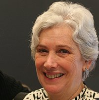 Professor Emerita Eva Travers