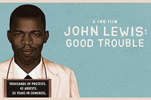 Poster of John Lewis: Good Trouble