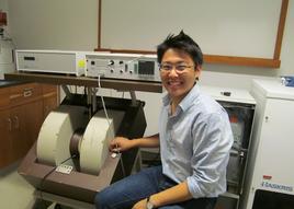 Shawn Kim '14 Chem Major