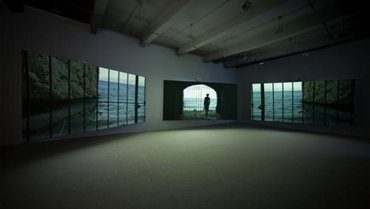 Image credit: Western Union: Small Boats (Isaac Julien, 2007)