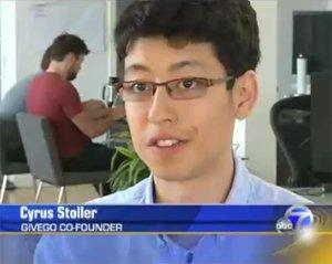 Cyrus Stoller '10