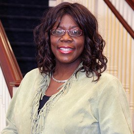 Sharmaine LaMar, Director of Equal Opportunity and Title IX Coordinator