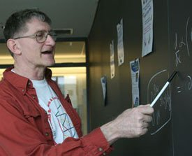 Stephen Maurer '67, Professor of Mathematics