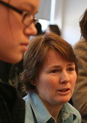 Lisa Meeden, Professor of Computer Science
