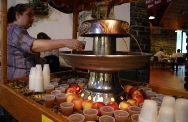 Apple Cider Fountain