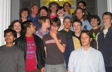 The Mustasche November crew