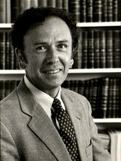 Theodore W. Friend, eleventh president serving between 1973 and 1982