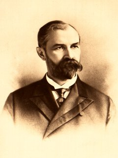 Charles De Garmo, fourth president serving between 1891 and 1898