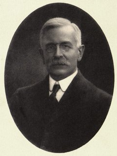 William W. Birdsall, fifth president serving between 1898 and 1902