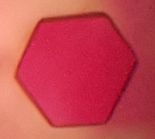THM + NMM hexagonal crystal