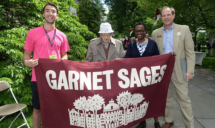 Garnet Sages