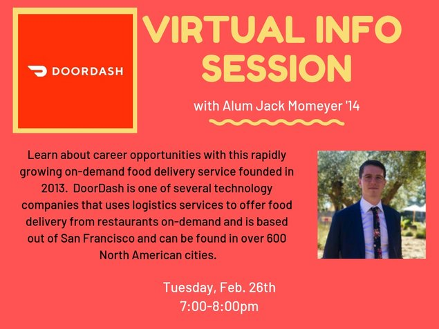 DoorDash Info Session