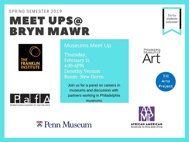 Museum Meet Up at Bryn Mawr