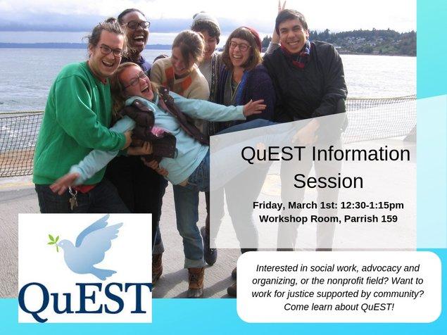 Quest Info Session