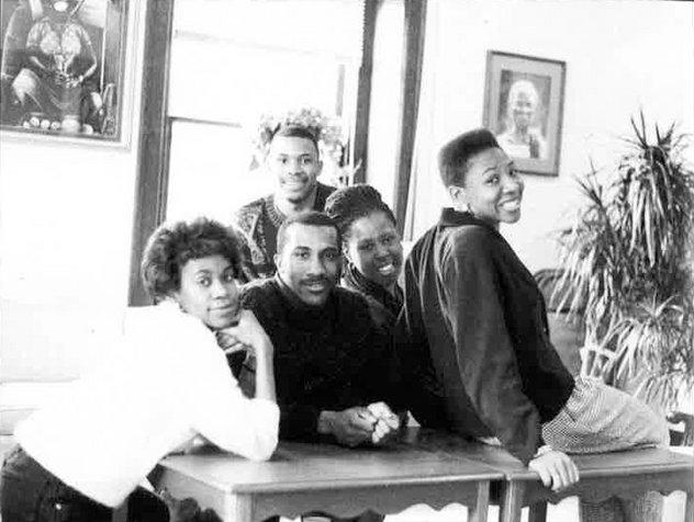 Student life, 1993