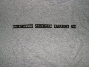 2005 shirt front: shoot foot