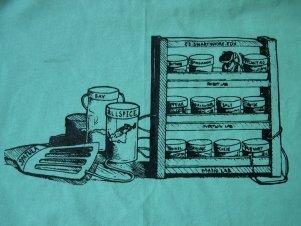 2007 shirt back: allspices