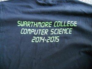 2015 shirt back: digital parrish