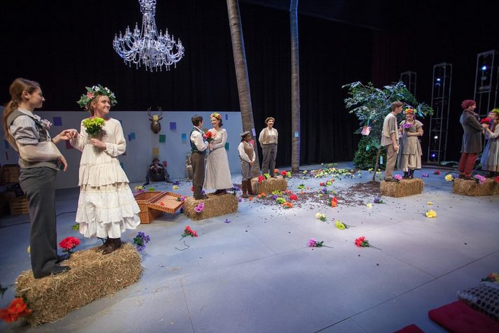 Production Ensemble 2016: AS YOU LIKE IT