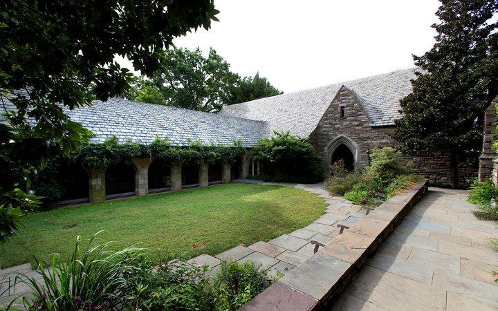 courtyard to IC