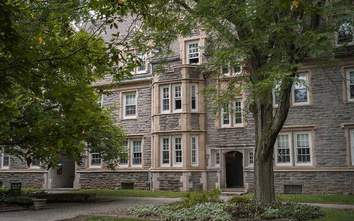 Wharton Hall