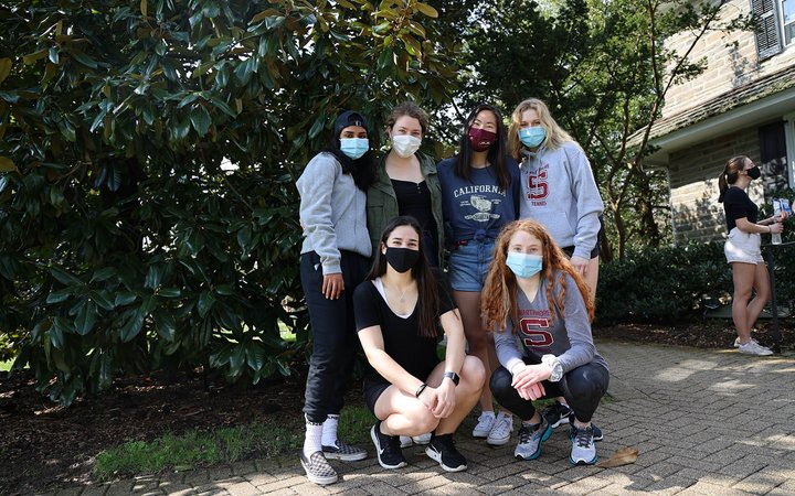 student group shot