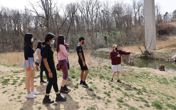 crum woods tour