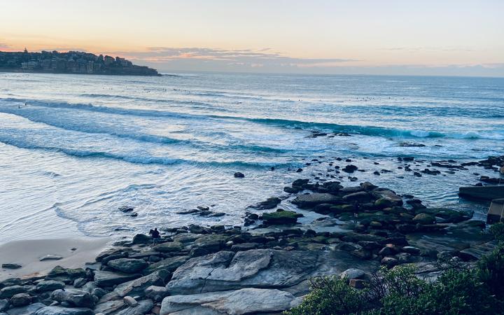 beach near Sydney