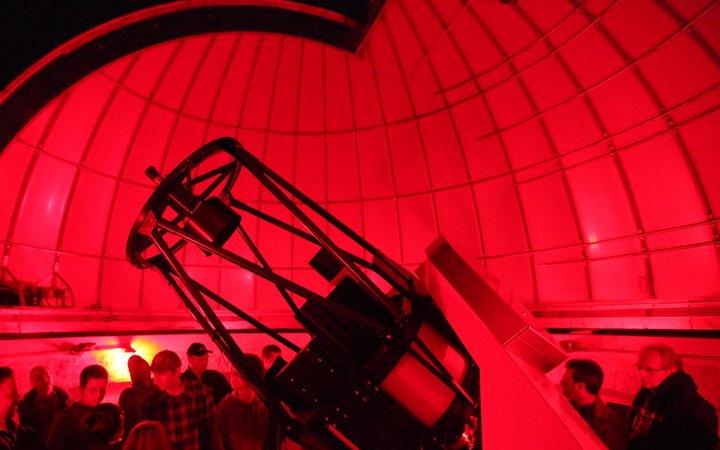 observatory telescope