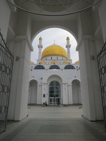 Nur Astana Mosque, Astana Kazakhstan