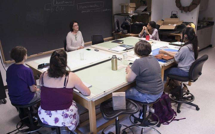 theater workshop class
