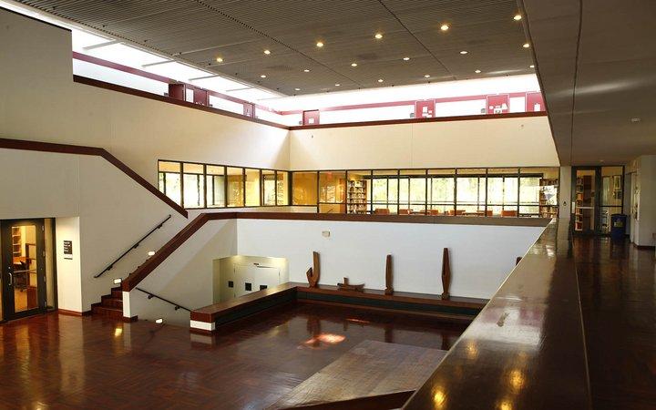lang music building interior