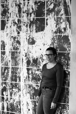 Visiting Assistant Professor Art Erin Wheary