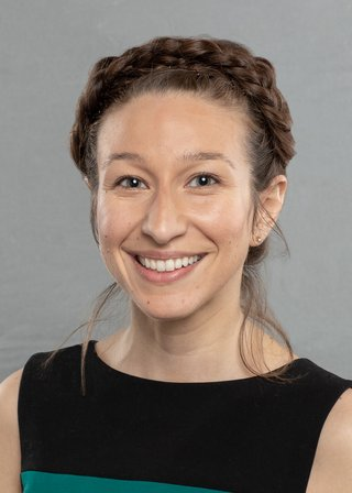 Visiting Assistant Professor of Art History Meredith Gaglio