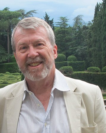 Professor Emeritus Robert DuPlessis