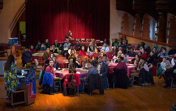2015 Kwanzaa celebration