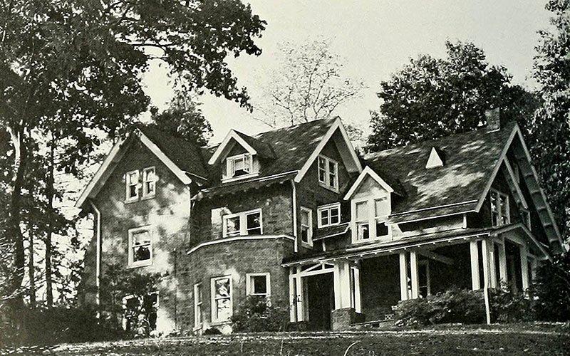 Robinson House 1983
